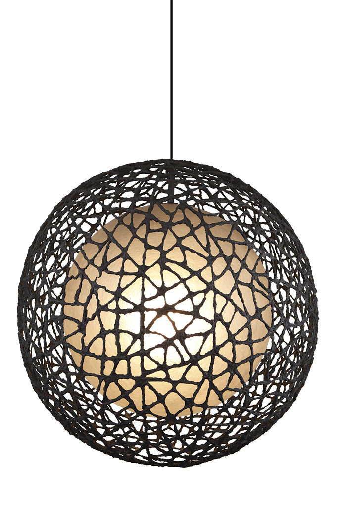 Hanging Lamp (round large)